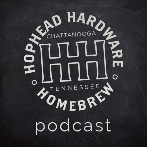 Cover art for podcast HopHead Hardware Homebrewing Podcast