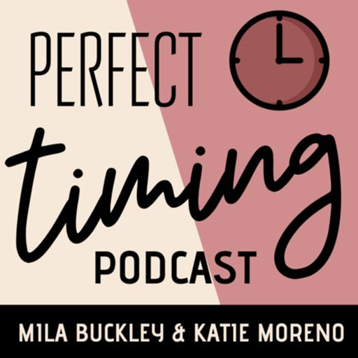 Cover art for podcast The Perfect Timing Podcast