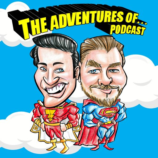 Cover art for podcast The Adventures Of...Podcast