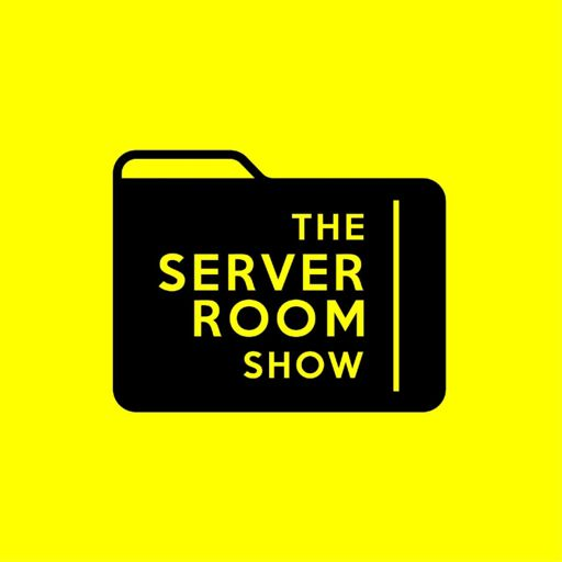 Cover art for podcast TSR - The Server Room Show