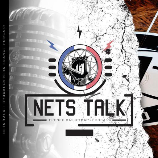 Cover art for podcast NetsTalk - Brooklyn Nets France
