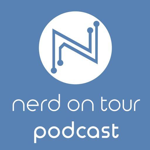 Cover art for podcast Nerd on Tour Podcast