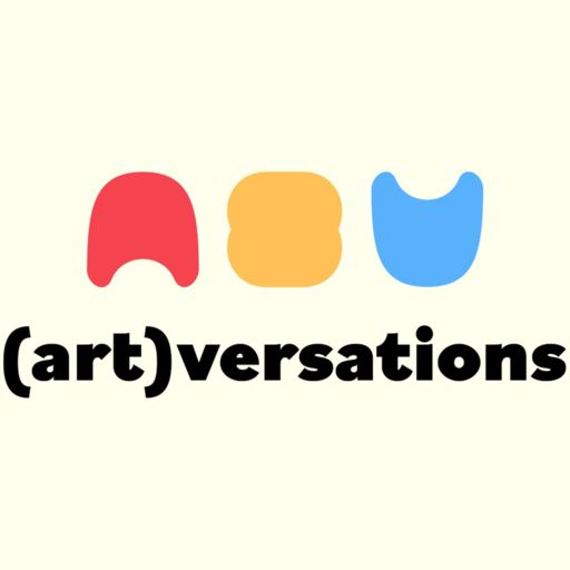 Cover art for podcast (Art)versations - Hosted by Bri Clarke