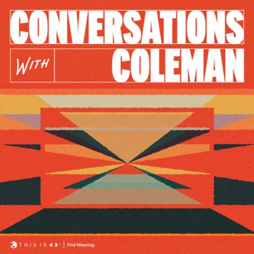 Cover art for podcast Conversations With Coleman