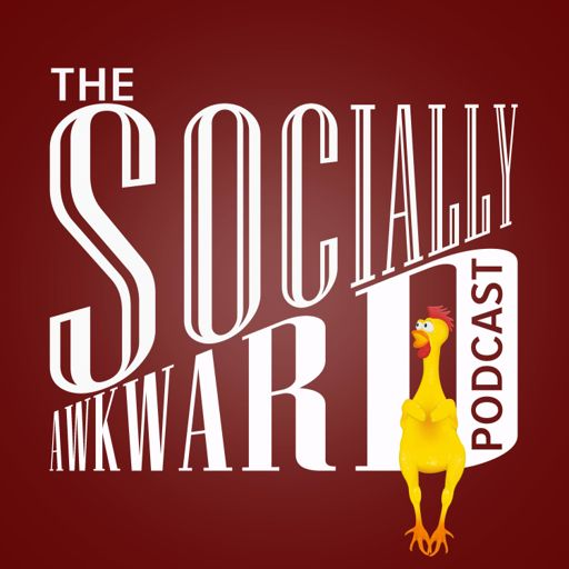 Cover art for podcast The Socially Awkward Podcast