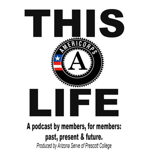 Cover art for podcast This AmeriCorps Life