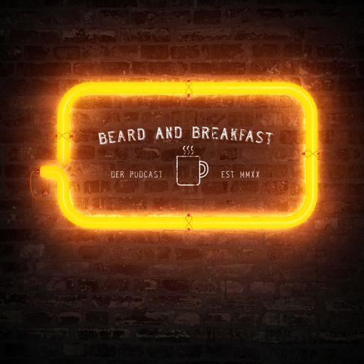 Cover art for podcast Beard and Breakfast