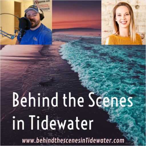 Cover art for podcast Behind the Scenes in Tidewater