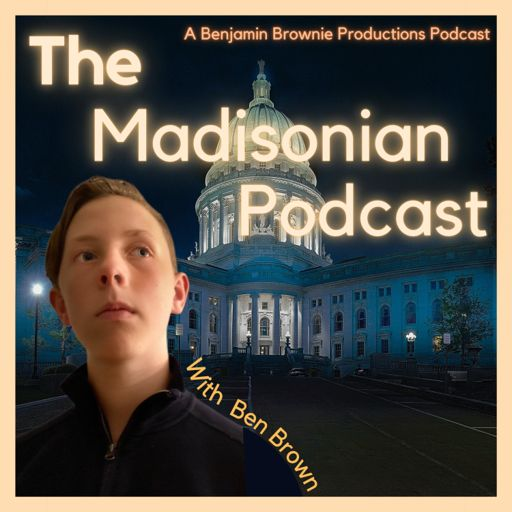 Cover art for podcast The Madisonian Podcast