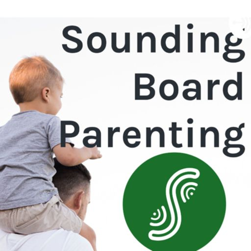 Cover art for podcast Sounding Board Parenting