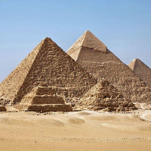 Cover art for podcast Projekt: Eine Reise ins Alte Ägypten