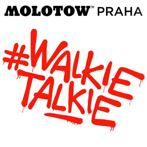 Cover art for podcast MOLOTOW™ PRAHA #walkietalkie