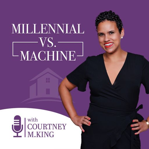 Cover art for podcast Millennial VS. Machine