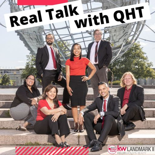 Cover art for podcast Real Talk with QHT - A Queens NYC Real Estate Experience