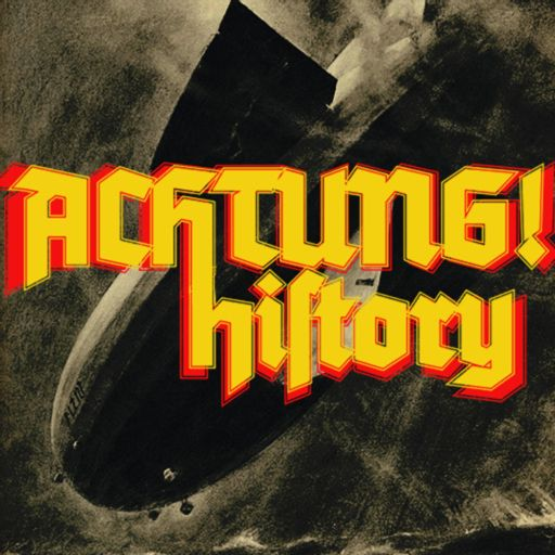 Cover art for podcast Achtung! History