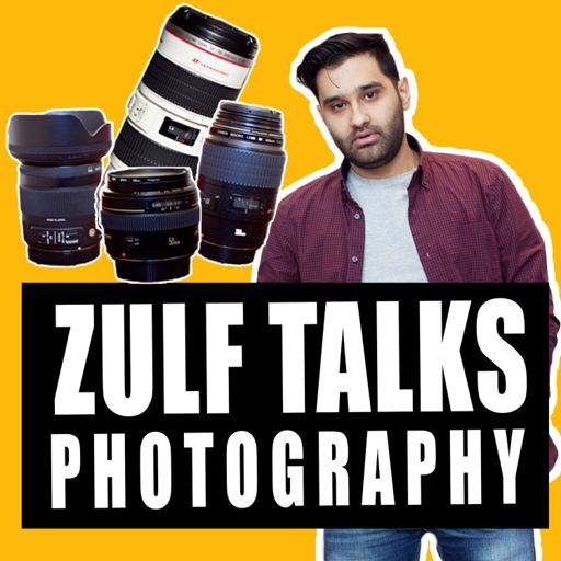 Cover art for podcast Zulf Talks Photography