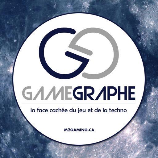 Cover art for podcast Game Graphe