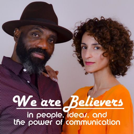 Cover art for podcast We are Believers: Podcast