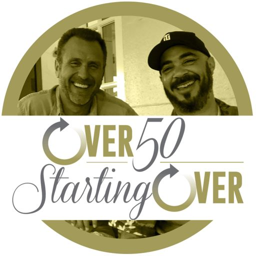 Cover art for podcast Over Fifty Starting Over