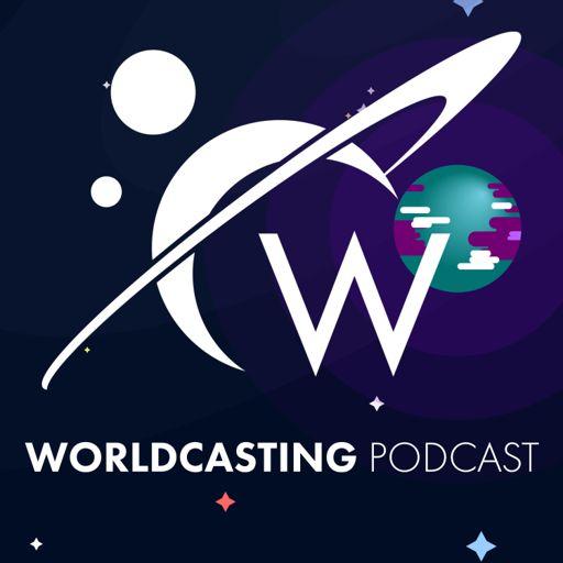 Cover art for podcast Worldcasting Podcast
