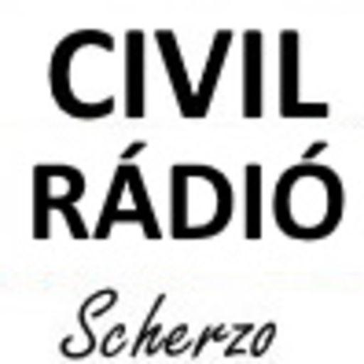 Cover art for podcast A budapesti Civil Rádió Scherzo műsora Bara Péter szerkesztésében