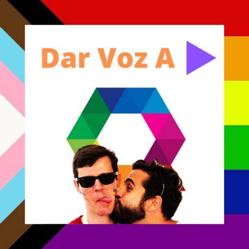 Cover art for podcast Dar Voz a esQrever: Pluralidade, Diversidade e Inclusão LGBTI 🎙🏳️🌈