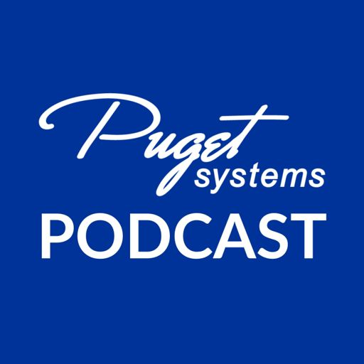Cover art for podcast Puget Systems Podcast