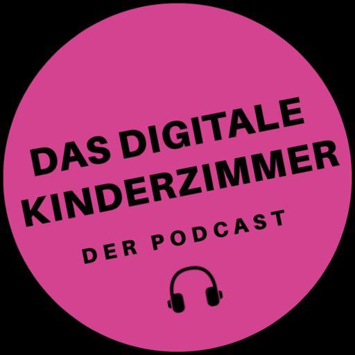 Cover art for podcast Das digitale Kinderzimmer - Der Podcast