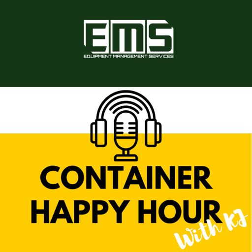 Cover art for podcast Container Happy Hour