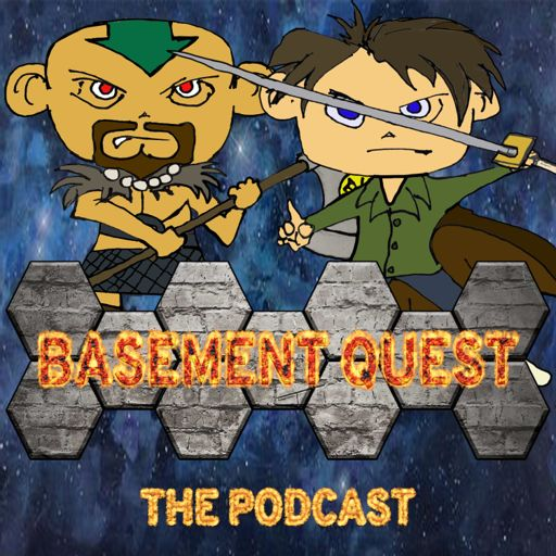Cover art for podcast Basement Quest: The Podcast