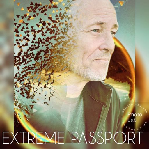 Cover art for podcast Extreme Passport