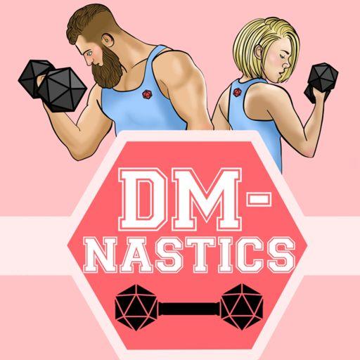Cover art for podcast DM-Nastics