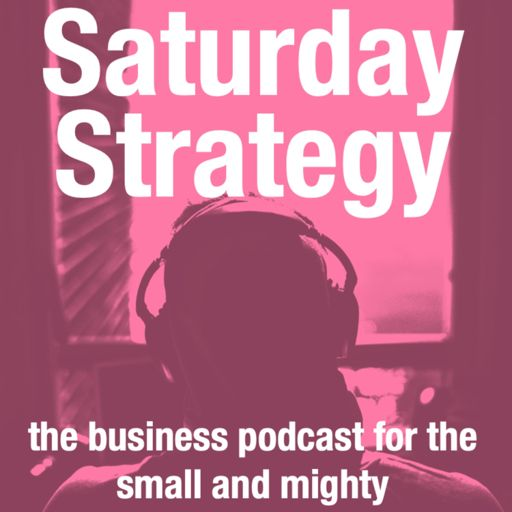 Cover art for podcast Saturday Strategy