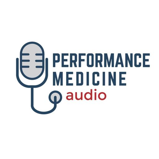 Cover art for podcast Performance Medicine Audio