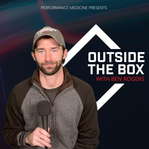 Cover art for podcast Outside The Box