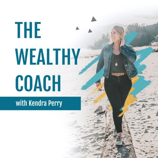 Cover art for podcast The Wealthy Coach