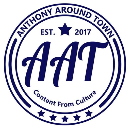 Cover art for podcast The Anthony Around Town Podcast