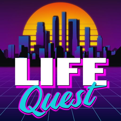 Cover art for podcast LifeQuest