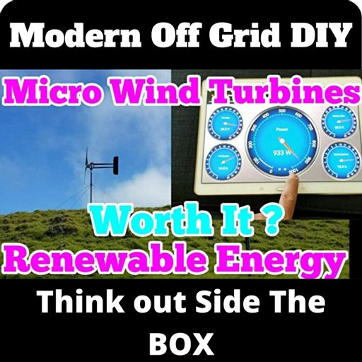 Cover art for podcast Modern Off Grid DIY