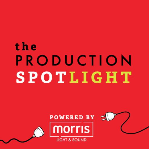 Cover art for podcast The Production Spotlight