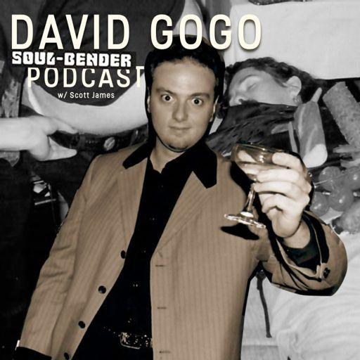 Cover art for podcast David Gogo 'Soul Bender' Podcast