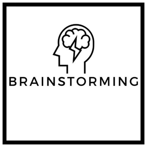 Cover art for podcast Brainstorming