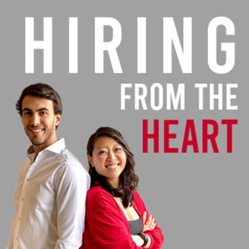 Cover art for podcast Hiring From the Heart