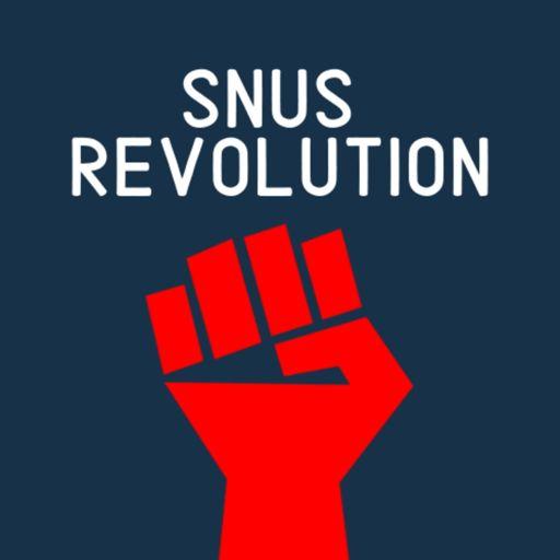 Cover art for podcast SNUS REVOLUTION