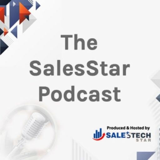 Cover art for podcast The SalesStar Podcast