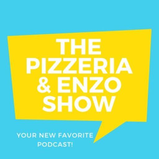 Cover art for podcast Pizzeria & Enzo Show