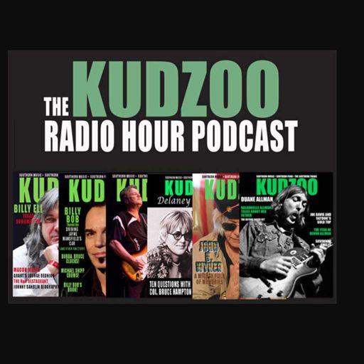 Cover art for podcast Kudzoo Radio Hour