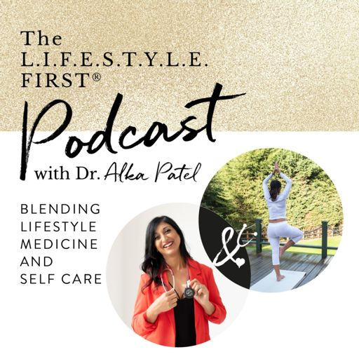 Cover art for podcast The Lifestyle First Podcast