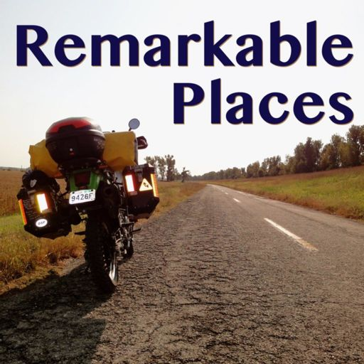 Cover art for podcast Remarkable Places