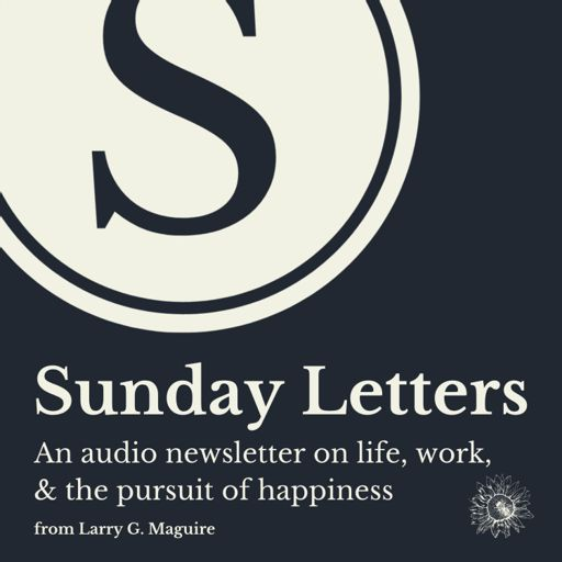 Cover art for podcast Sunday Letters